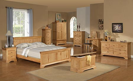 Solid Wood Furniture Available At The Bed Warehouse